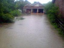 rumah banjir